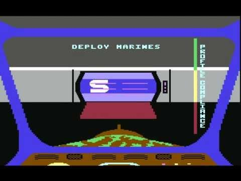 Lets Play Aliens (Commodore C64) Part 1
