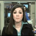 Awkward Kristin – Background News Fail
